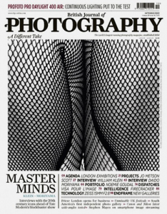 British Journal of Photography, October 2012